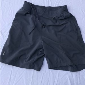Under armour shorts | gray | medium